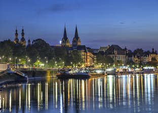 Cruising the Christmas Markets of the Rhine Valley