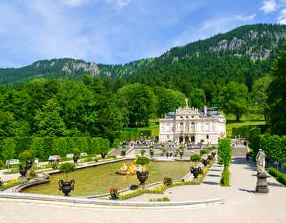 Oberammergau Passion Play, Highlights of Bavaria & Fairytale Castles By Air