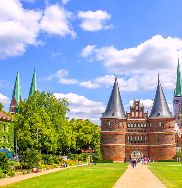 Explore Germany's Baltic Coast, Denmark, Copenhagen & Lübeck