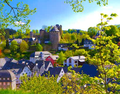 Monschau and the Eifel Hills for Single Travellers