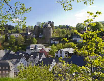Monschau, the Eifel Hills & the Ahr Valley