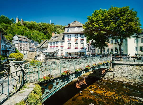 Monschau & the Eifel Hills for Single Travellers