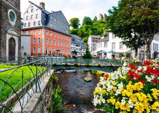 Monschau, the Eifel Hills & the Ahr Valley