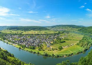Four Rivers Cruise – Rhine, Moselle, Neckar & Main by Air