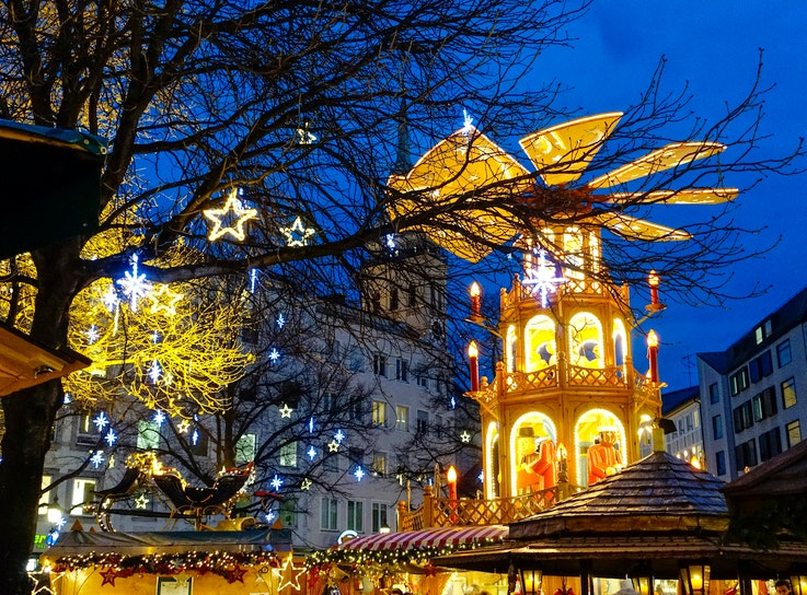 Christmas Market Breaks in Europe and the UK | Leger Holidays