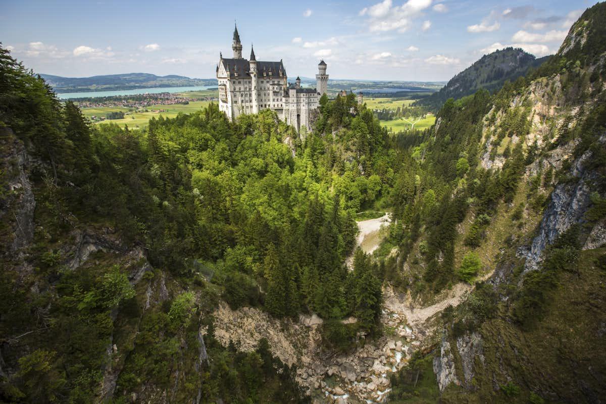 Fairytale Castles Of Bavaria The Rhine Valley Amp Black