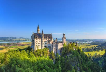 Fairy Tale Castles of Bavaria, the Rhine Valley & Black Forest