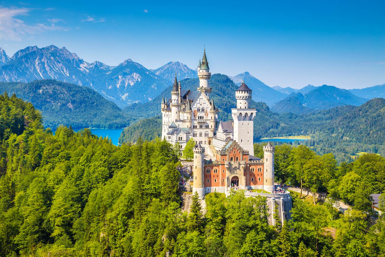 Oberammergau Passion Play & Bavaria's Fairy Tale Castles