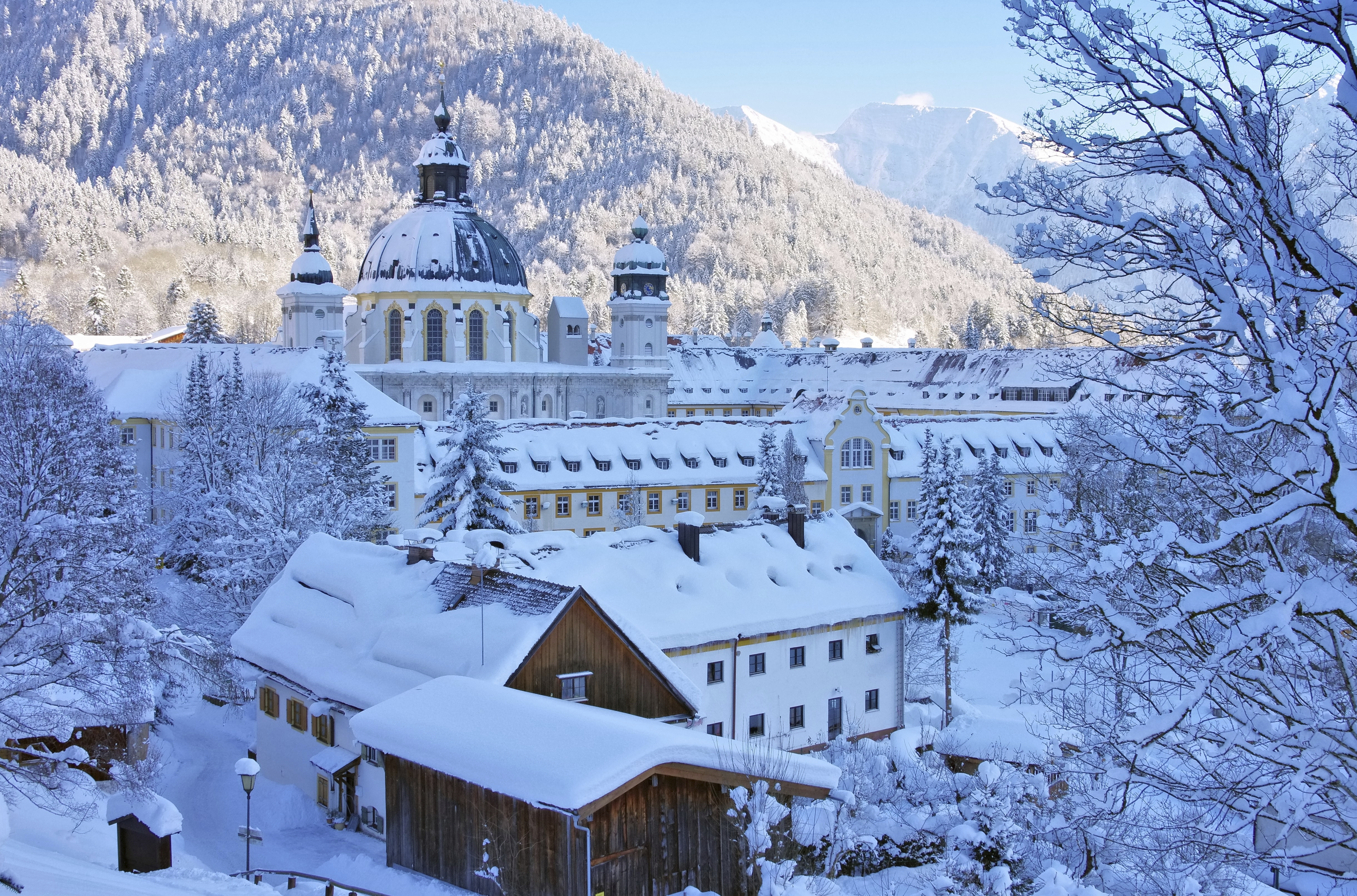 4 Star Christmas In Reutte In Tyrol Tour Leger Holidays