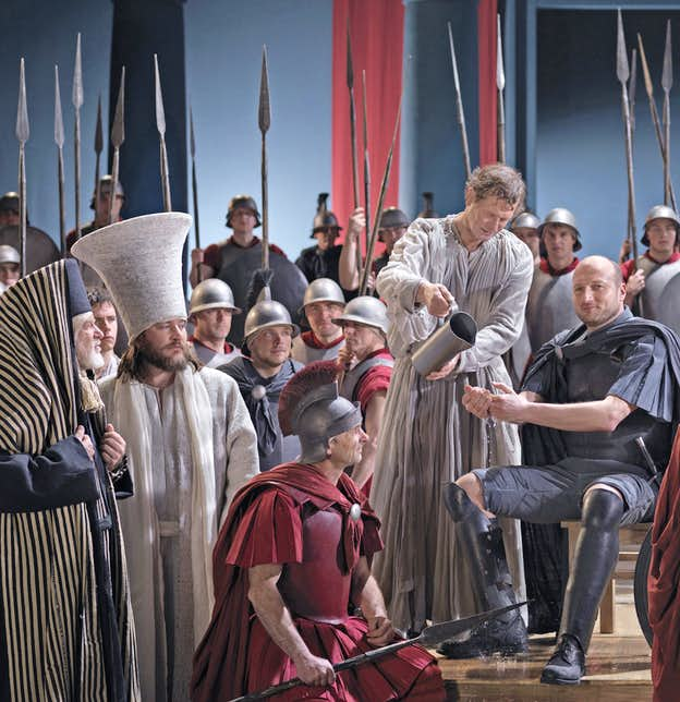 Final Performance of the 2020 Oberammergau Passion Play and the Austrian Tyrol