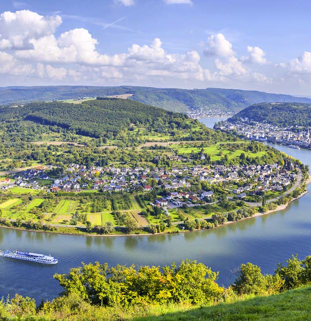 Twixmas Cruising  the Rhine & Moselle