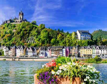 Delights of Valkenburg, Aachen & the Rhine Valley for Single Travellers