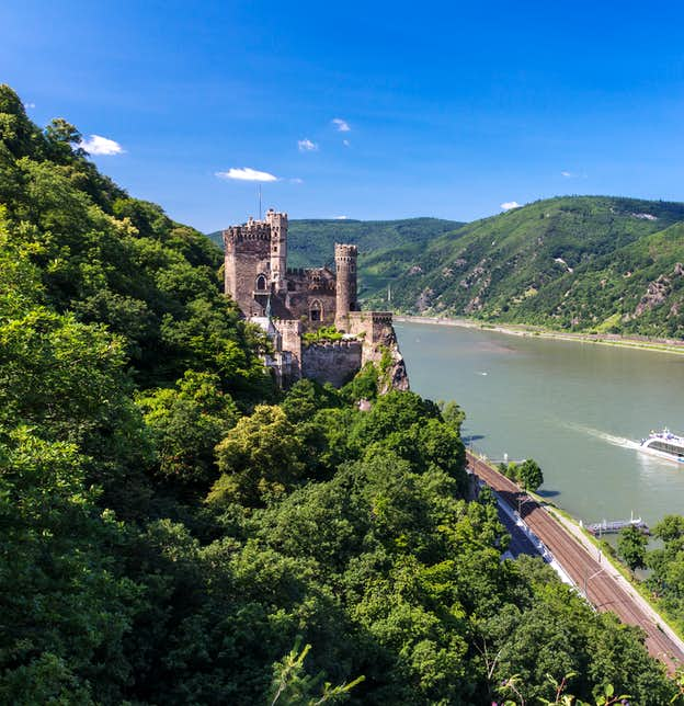 The Rhineland & Austrian Tyrol for Single Travellers
