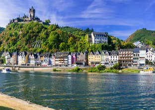 Christmas Cruising the Rhine Valley