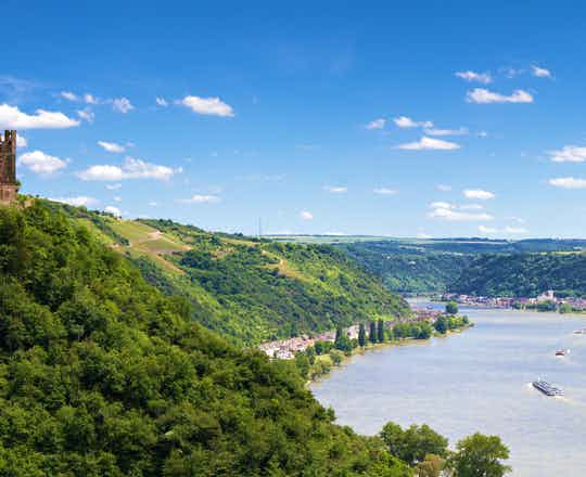 Rhine & Moselle Valley