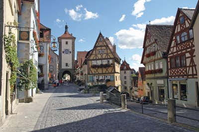 Rothenburg-Ob-Der-Tauber