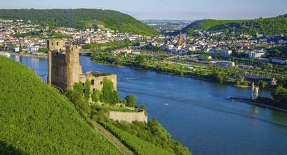 Cruising the River Rhine: Germany to Switzerland