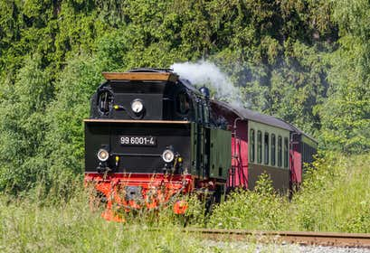 Little Trains of the Harz Mountains