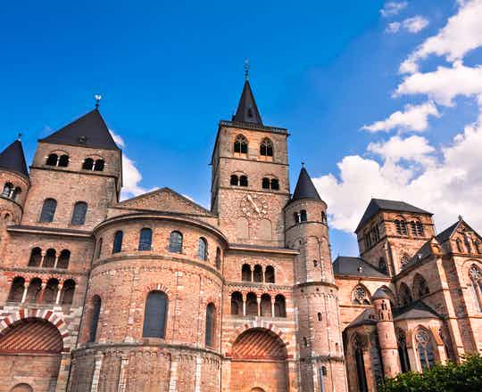 Cathedral of a city of Trier