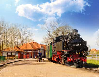Little Trains, Paddle Steamers & Grand Palaces of Saxony