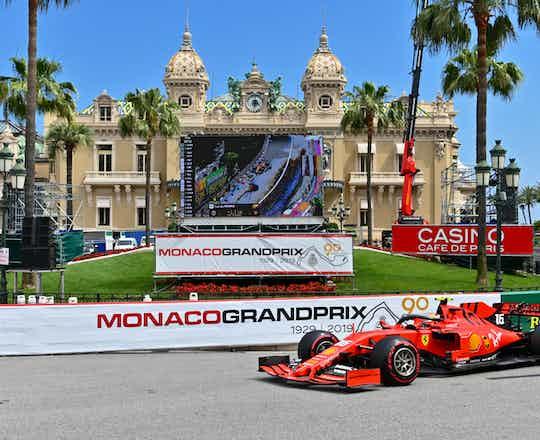 Casino Square, Monaco Grand Prix