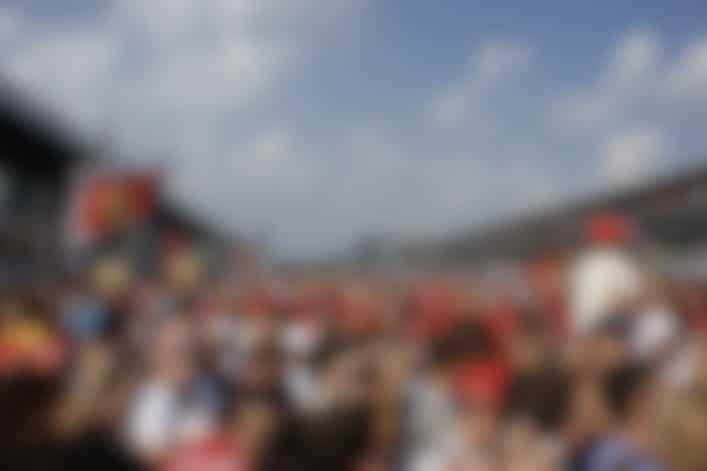 The Tifosi, Monza