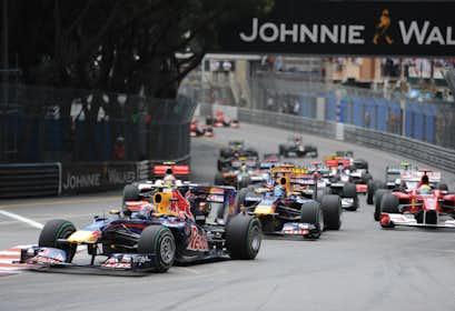 Monaco Grand Prix - subject to availability