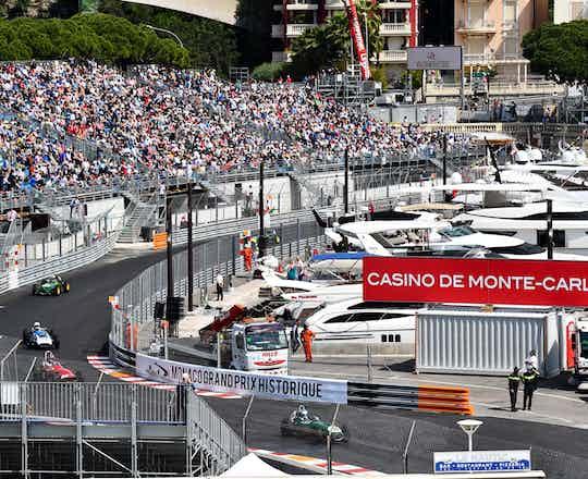 Historic Monaco GP