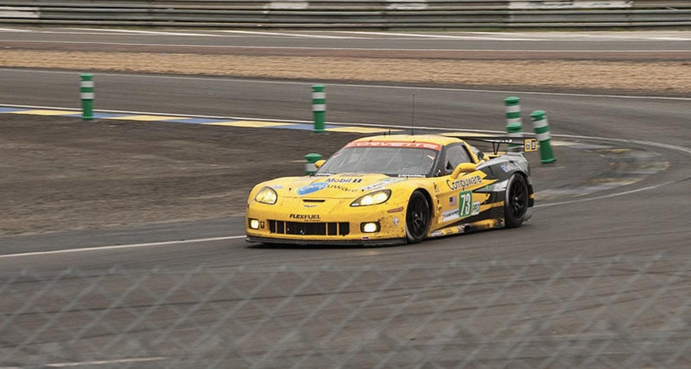 Leger Le Mans 45