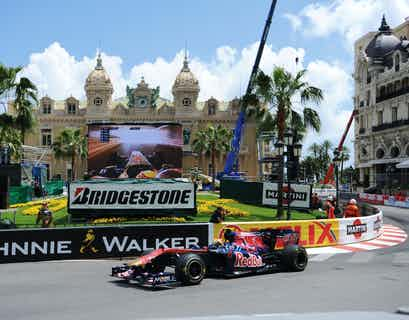 Monaco Grand Prix - Hotel & Ticket Package