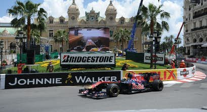 Monaco Grand Prix by Coach