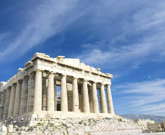 Athens with Guided Tour