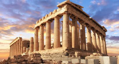 Treasures of Greece by Air