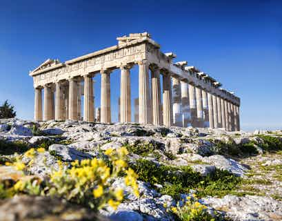 Classical Greece – Athens, Mycenae & Olympia