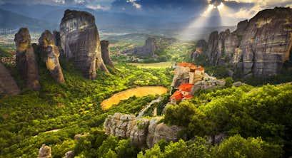 Classical Greece – Athens, Mycenae & Olympia