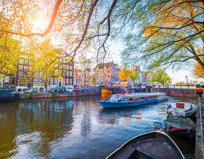 Dutch Bulbfields & Delights of Amsterdam