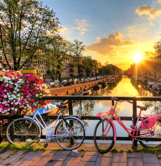 Amsterdam & the Hansa Towns of Old Holland