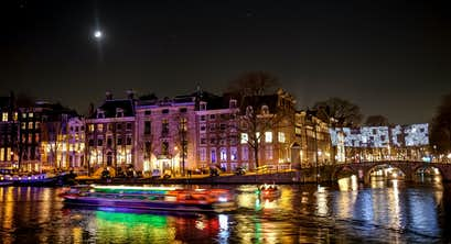 Amsterdam Festive Season & Light Festival