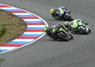 Assen Moto GP by Coach