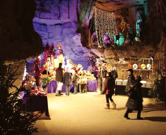 Valkenburg Christmas Markets