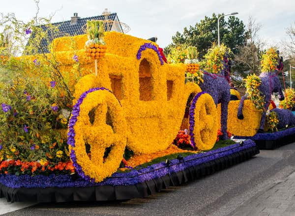 The Zundert Flower Parade