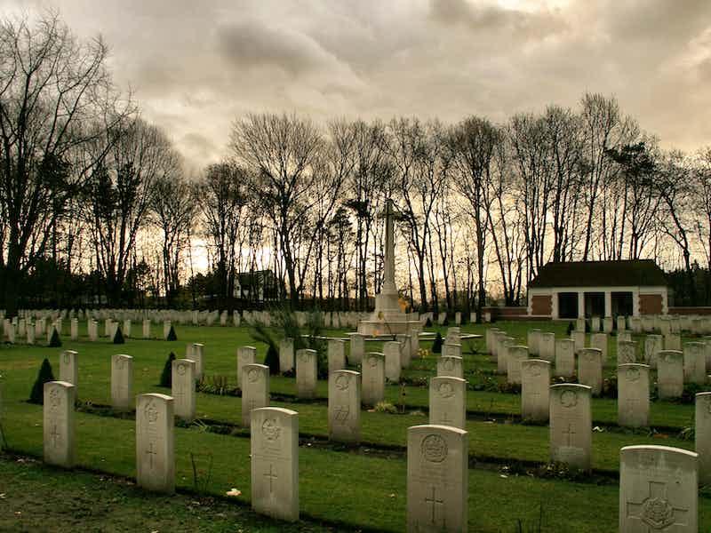 Adegem War Cemetery