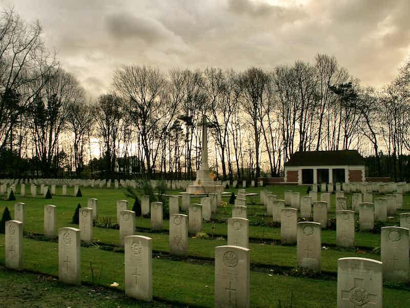 Adegem Canadian War Cemetery