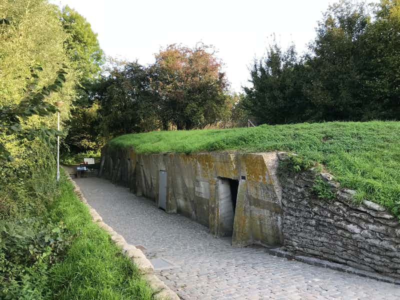Essex Farm Dugouts