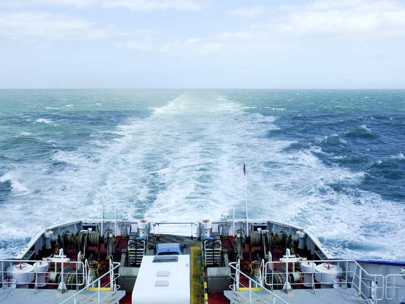 North Sea Crossing