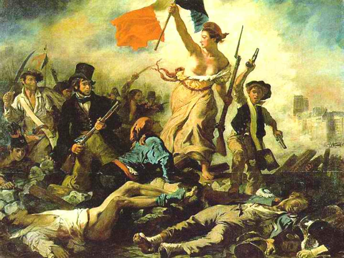The French Revolution, France