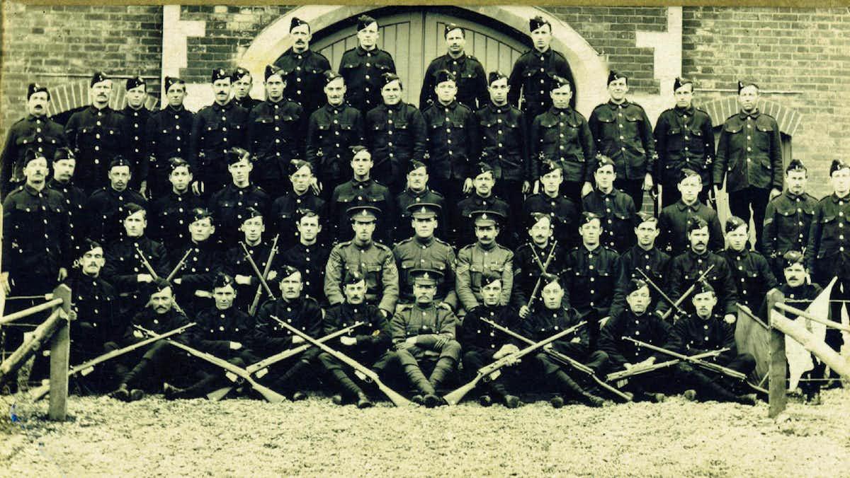 Southdowns Battalions Pals
