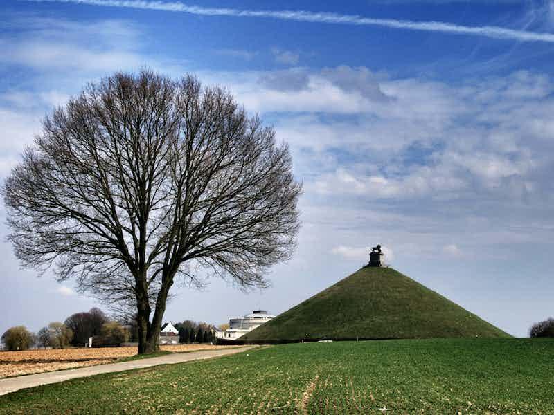 Lion Mound