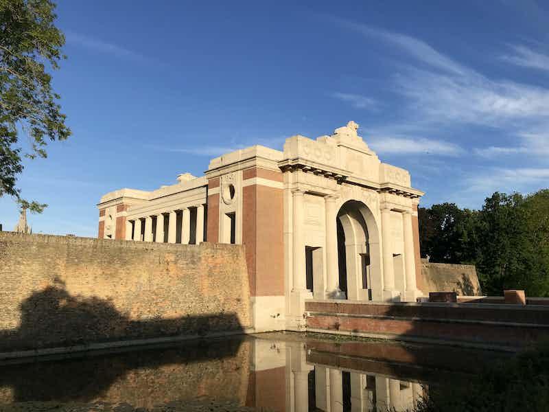 Menin Gate Memorial, Ypres