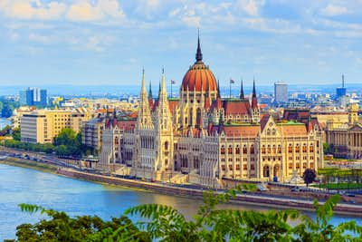 Budapest with Sightseeing